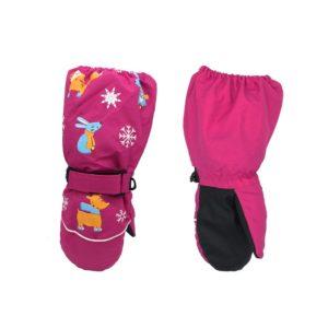 Dětské lyžařské rukavice Joisse