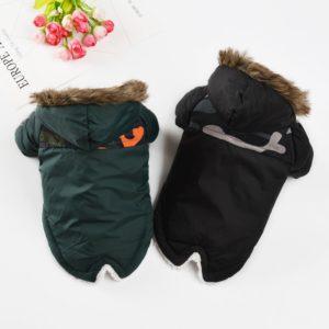 Zimní obleček pro domácího mazlíčka Coop