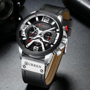 Kvalitní pánské hodinky Curren