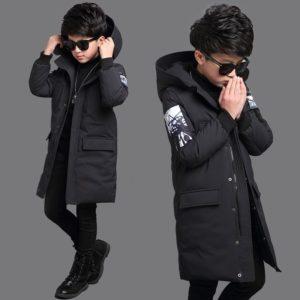 Chlapecká zimní parka Jay