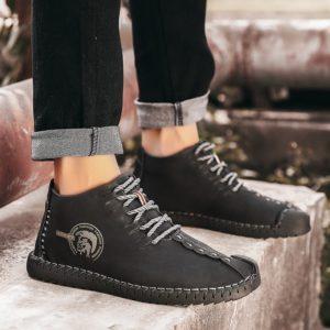 Pánské stylové zimní boty Danny