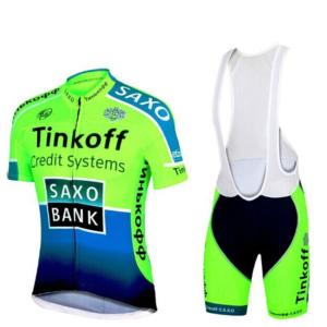 Elastický cyklistický dres