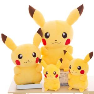 Roztomilá plyšová postavička - Pikachu