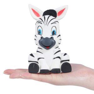 Roztomilá antistresová hračka - Zebra