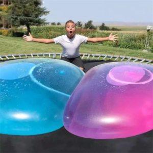 Kouzelná interaktivní nafukovací bublina pro děti