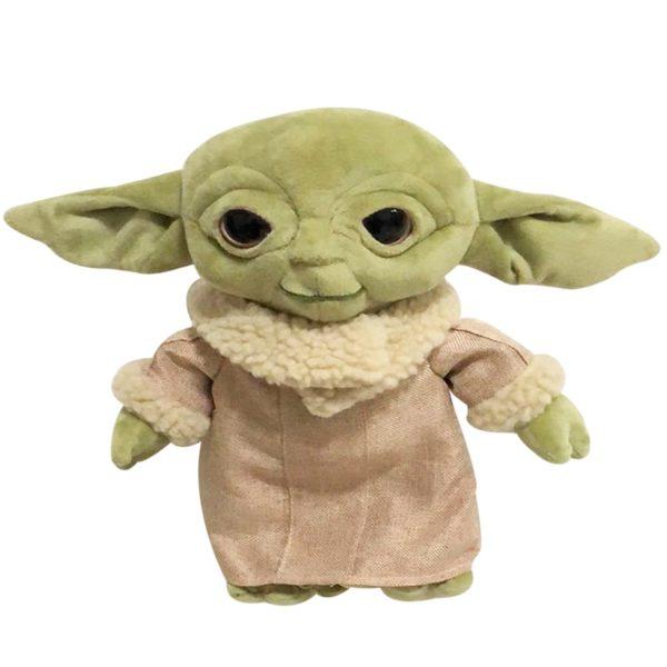 Roztomilá plyšová hračka Yoda