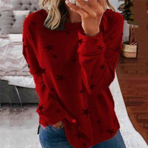 Dámský moderní svetr Sara