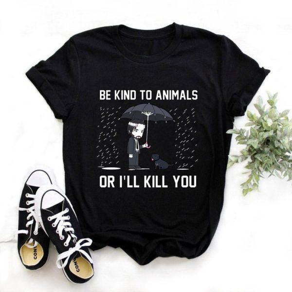 Dámské stylové tričko Wildflower