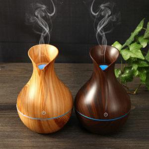 Kreativní LED aroma difuzér ve více variantách