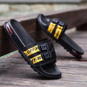 Moderní pánské pantofle LuxuryFashions