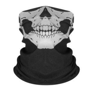 Ochranný šátek s lebkou