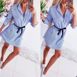 Dámské ležérní košilové šaty Brooke