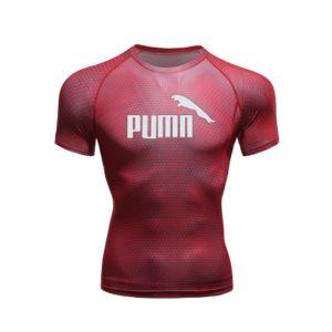 Pánské moderní sportovní tričko Gym