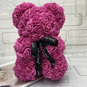 Rose rouge 25cmNoBox