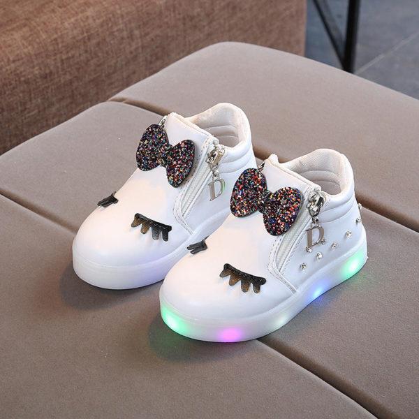 Dětské svíticí boty Elsie