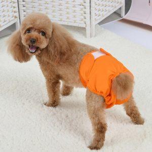 Barevné plenky pro psy