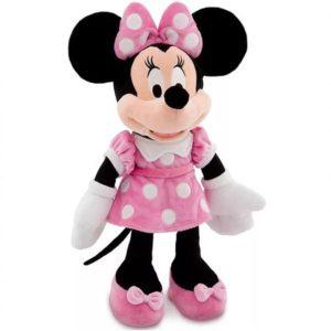 Roztomilý plyšák Minnie Mouse