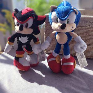Plyšová hračka Sonic