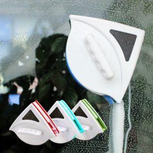 Oboustranný magnetický kartáč na čištění oken pro domácnost