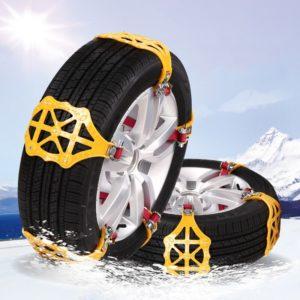 Sněžný řetěz na gumy