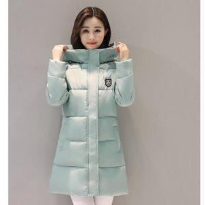 Dámská moderní zimní bunda Maja
