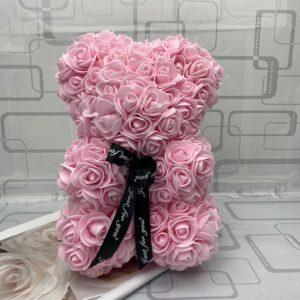 Rose clair25cm NoBox