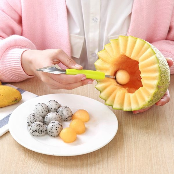 Lžička na ovocné kuličky