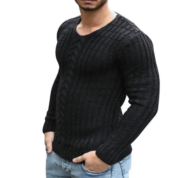 Pánský luxusní svetr Tayler