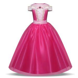 Šaty pro princeznu ve více variantách