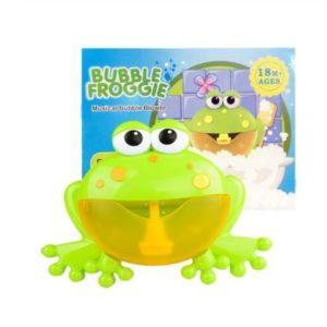 Zábavná hračka do vany na tvoření bublin