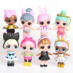 Roztomilé panenky na hraní