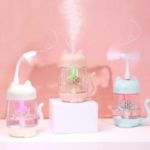 Designový ultrasonický aroma difuzér Lyra