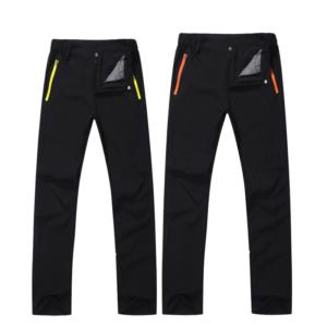 Unisex klasické outdoorové kalhoty