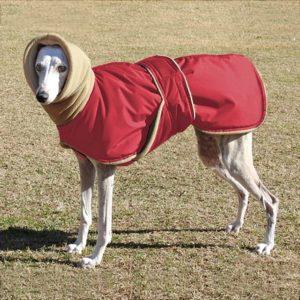 Super zahřívací nepromokavá kombinéza pro psy