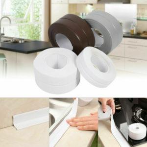 Voděodolná gumová páska zabraňující plísním