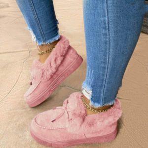 Dámské zimní moderní boty Honey