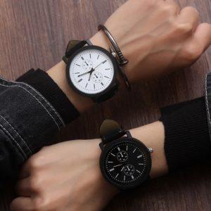 Dámské stylové vodotěsné hodinky Ella