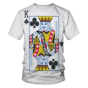 Pánské stylové tričko King