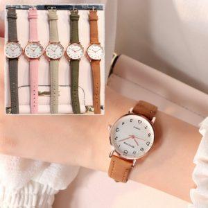 Dámské elegantní hodinky Lea