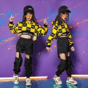 Dívčí stylový hip hop set