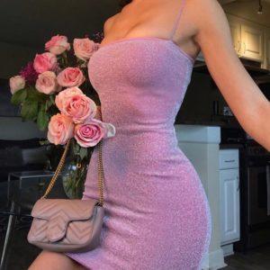 Luxusní moderní dámské šaty Charleisure