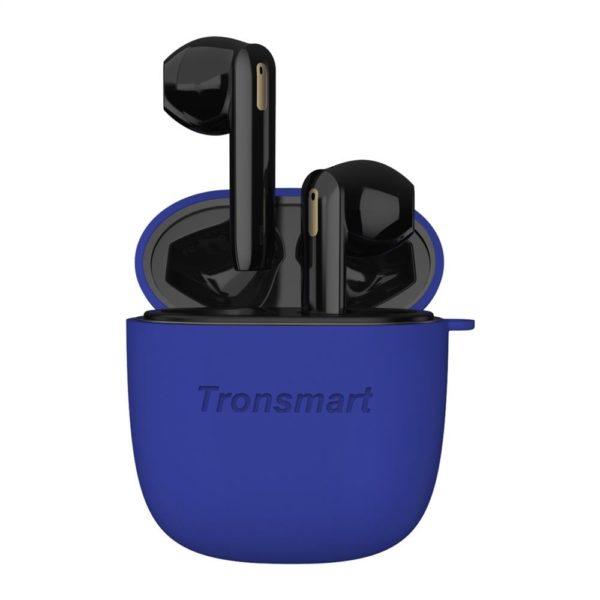 Bluetooth bezdrátová sluchátka s potlačením šumu