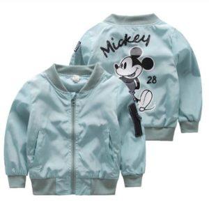 Dětská Bomber bunda - Mickey