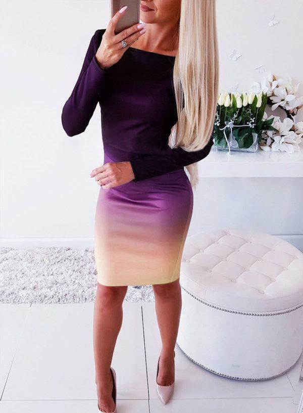 Stylové dámské letní šaty Star