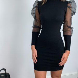 Luxusní stylové klubové šaty