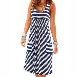 Letní nádherné dámské šaty Renata