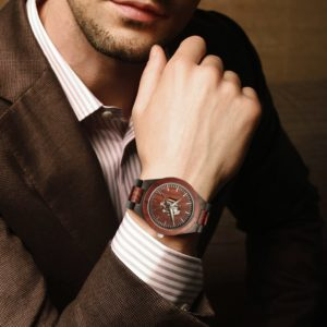 Pánské elegantní hodinky Mascunoschifen