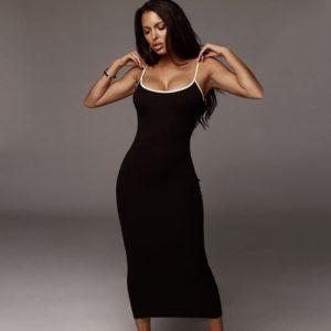Luxusní dámské dlouhé šaty Mary