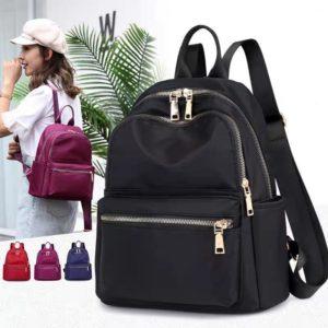 Dámský stylový batoh do školy