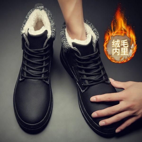 Pánské stylové zimní boty Maveric